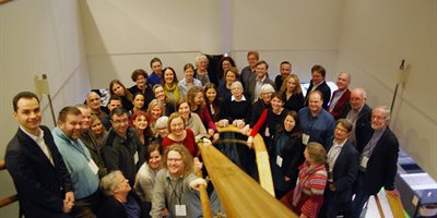 Participants at the AVA expert seminar in Oslo 1-2 February 2016