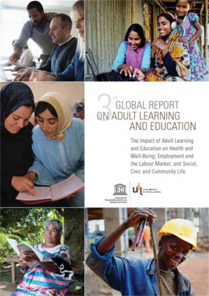 GRALE III - the third Global Report on Adult Learning and Education (ALE)