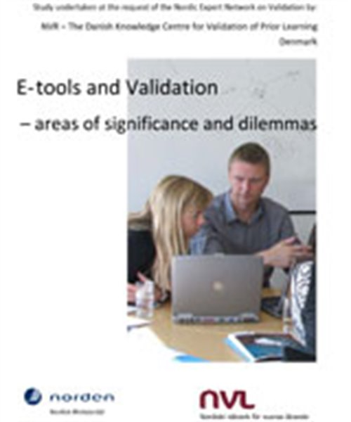 E-tools and validation