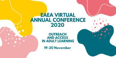 Virtual Annual Conference on Outreach and Access in Adult Learning, 19-20 November 2020