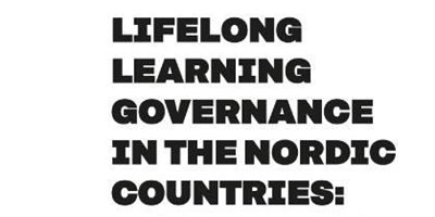 Lifelong learning governance in the Nordic countries